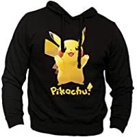 comprare on line c4353 61812 felpa pikachu: Sport e tempo libero - Amazon.it