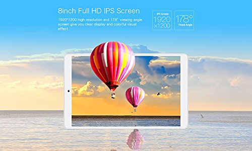 Chinavasion Teclast X80 Pro Dual-Os Tablet Pc - Windows 10, Android 5.1, Hdmi Out, Google Play, Quad-Core Cpu, 2Gb Ram, 8-Inch Ips Display