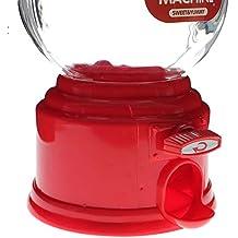 VANKER caramelo dispensador máquina de chicles de Gumball Snacks de almacenamiento de cajas de regalos de