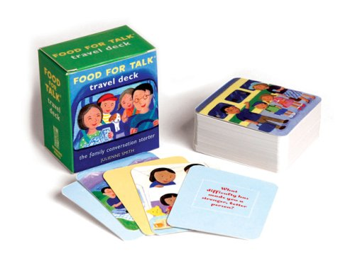 Food for Talk Travel Deck: Conversation Starters for Families on the Road PDF Books