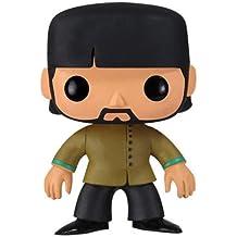 Funko PDF00004367 - Pop Rocks, Yellow Submarine, The Beatles: George Harrison, figura de 10 cm (FUNWWBH2695) - Figura Head Pop George Harrison Beatle