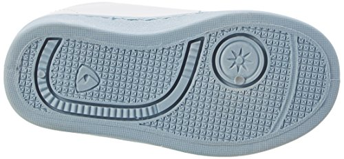 Die Eiskönigin - Fz003660, Pantofole Bambina Weiß (White/G.Blue 305)