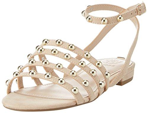 Indovinare Scarpe Damen Sandalo Vestito Riemchensandalen Avorio (leggero Naturale)