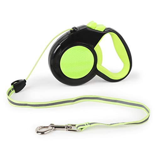 Retráctil Pet Leash Nylon Extensible Mascotas Pet