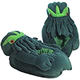 Toy Vault tyv12033 – Peluche Animaux, Cthulhu Twilight Terreur Slippers