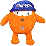 Aaradhya Enterprises Teddy Nippon Soft Stuffed Toy And Doll For Kids, (Color-Orange, Size-45cm)