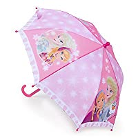 Disney Frozen Umbrella, Pink