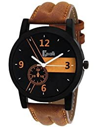 Cavalli Analogue Multi-Colour Dial Men'S And Boy'S Watch CW-333