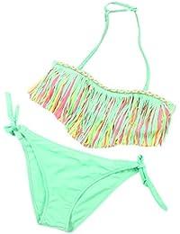 WL-zzf Trois Pièces De Maillot De Bain Fashion Sexy Bikini en Acier