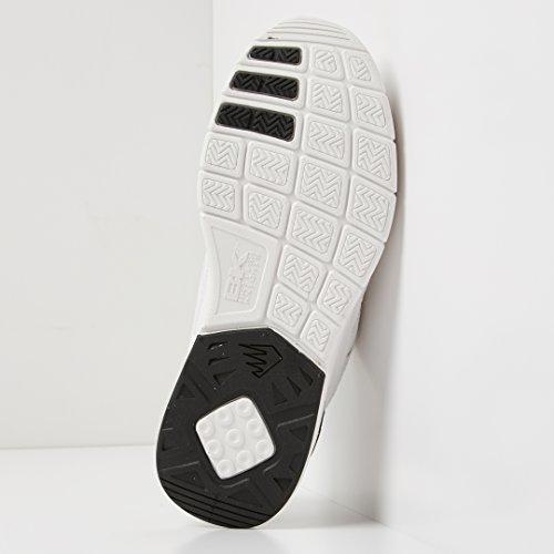 British Knights Demon Uomini Bassa Sneakers Bianco/Nero
