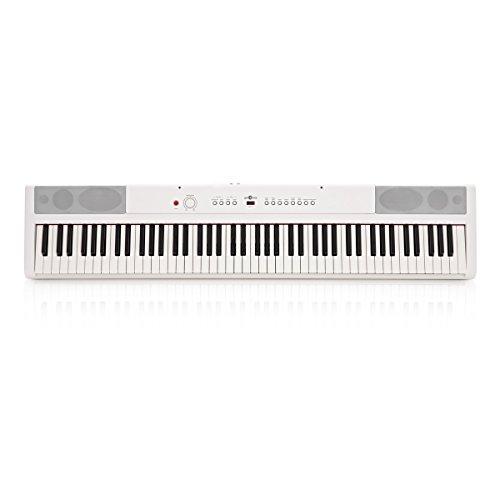 SDP-2 Stage-Piano von Gear4music + Komplettset weiß - 2