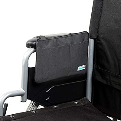 Supportec Wheelchair Armrest Bag