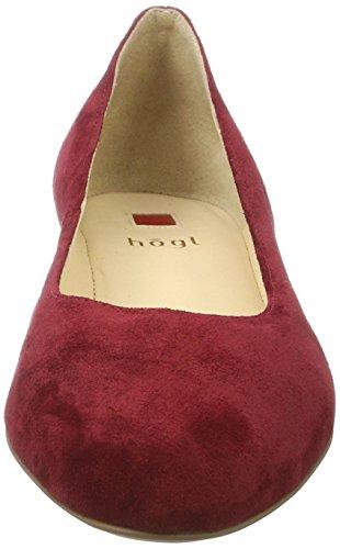 Högl 4-10 4202 8300, Scarpe con Tacco Donna Rosso (Raspberry)