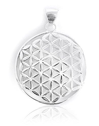schmuck-anhanger-blume-des-lebens-oe-32-mm-925-sterling-silber-lebensblume-amulett-talisman-harmonie