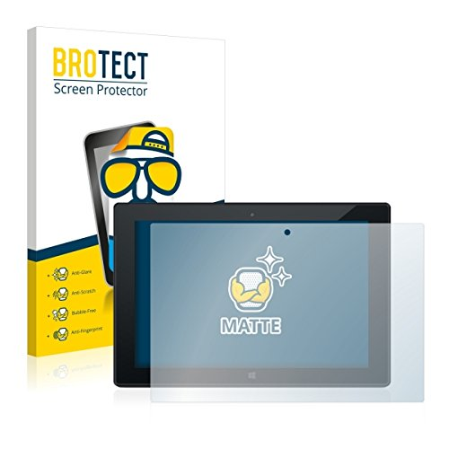 2X BROTECT Matt Bildschirmschutz Schutzfolie für Odys Wintab 9 Plus 3G (matt - entspiegelt, Kratzfest, schmutzabweisend)