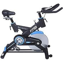 FYTTER Bicicleta Indoor Rider Ri-8X Negro