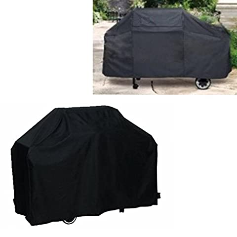 NetBoat BBQ Cover Waterproof Lightweight Breathable Oxford Fabric Garden Patio
