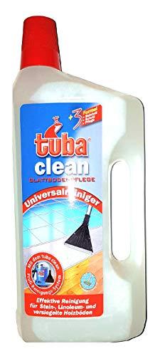 tuba clean Universalreiniger - Glattbodenpflege 1000 ml - flüssig
