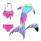 Le SSara Sea-cameriera cosplay costumi da bagno Mermaid Shell costume da...