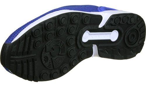 adidas Zx Flux, Baskets Basses Mixte Adulte Bleu