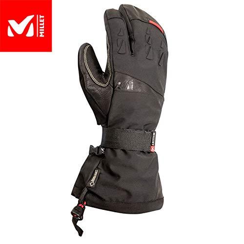 Millet guanti di alpinismo expert 3fingers gtx glove–nero