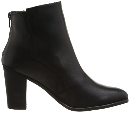Pastelle Valda, Boots femme Noir