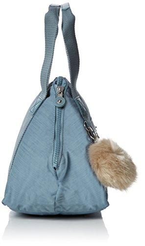 Kipling - Art Mini, Borse a secchiello Donna Blu (Dazz Soft Aloe)