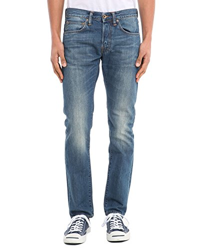 edwin ed 55 Edwin ED-55 Straight Jeans 29/32 blue mid wash