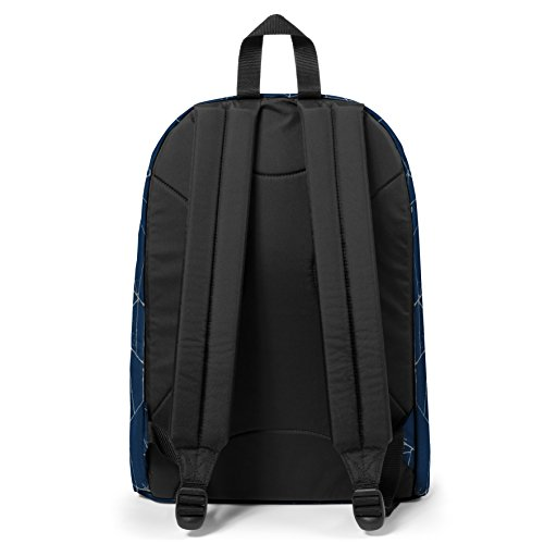 Sac à dos ordinateur Eastpak Out of Office Cracked Blue bleu