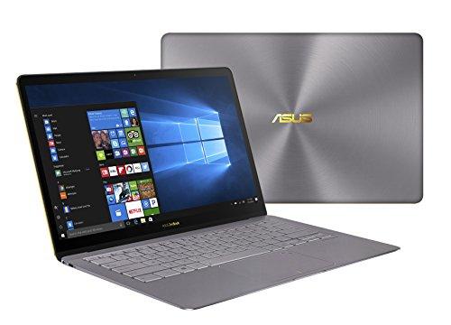 ASUS ZenBook 3 Deluxe i5 14 inch SSD Grey
