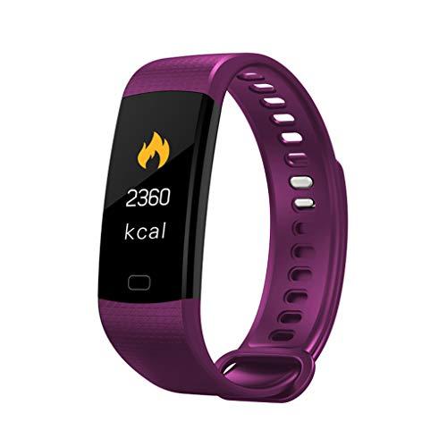 Floridivy Y5 Intelliegnt Armband-Farben-Schirm-Sport-Gesundheit Bluetooth Herzfrequenz-Band Fitness Tracker