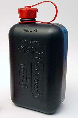 Preisvergleich Produktbild FuelFriend BIG max. 2, 0 Liter Kleinkanister mit UN-Zulassung!