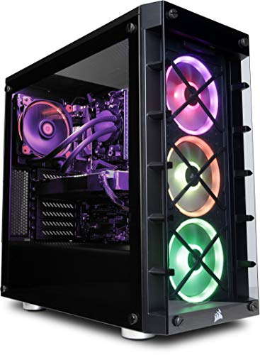 CyberpowerPC Luxe Gaming-PC - Intel Core i9-9900KF,