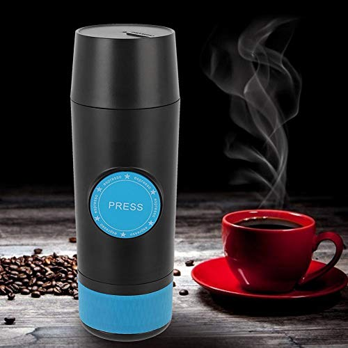 41L0OqsZr2L. SS500  - Hand-held Car Coffee Machine, Mini USB Chargable Coffee Capsule Maker for Home Travel Camping Easy Coffe Easy Life
