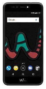 Wiko Upulse Lite Smartphone débloqué 4G (Ecran: 5.2 pouces - 32 Go - Double Micro-SIM - Android 7.0) Noir
