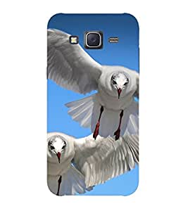Doyen Creations Designer Printed High Quality Premium case Back Cover For Samsung Galaxy On7