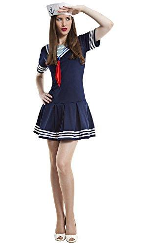 Imagen de disfraz de marinera talla s