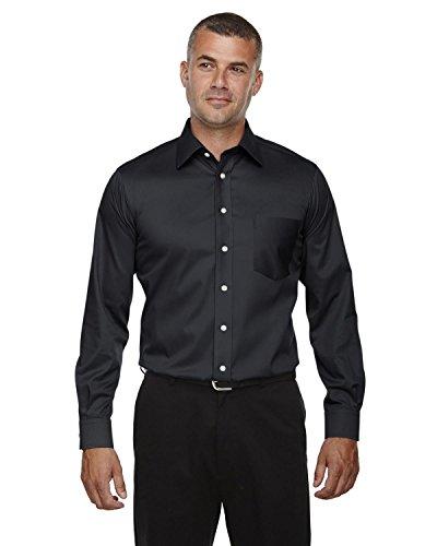 Devon & Jones dg530t da uomo altezza corona collezione Solid Twill elasticizzato maglietta blu navy
