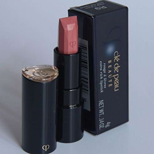 CLE DE PEAU EXTRA RICH LIPSTICK in R9 FULL SIZE IN RETAIL BOX by Cle De Peau