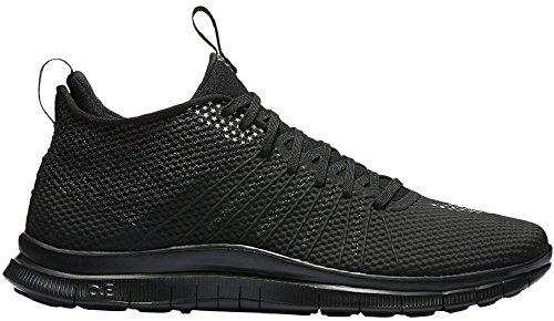 Nike F.C. Free Hypervenom 2 Sneaker Turnschuhe Schuhe für Herren Schwarz