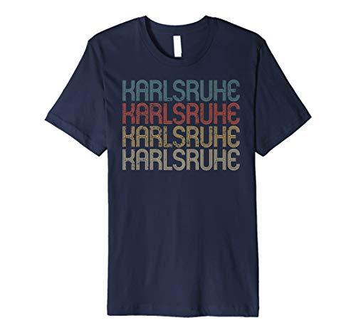 Karlsruhe T-Shirt, Städteshirt Geschenk