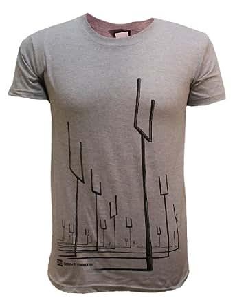 Muse - Männer Origins Of Symmetry T-Shirt (Sport Grau) X Large