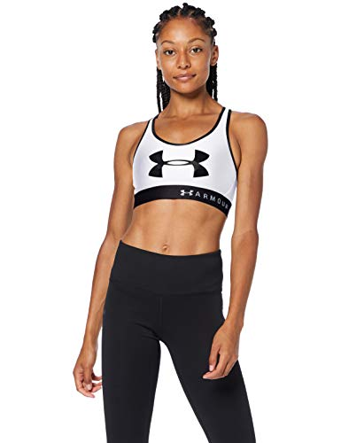 Under Armour Armour Mid Keyhole Graphic Ropa Mujer para Correr