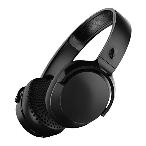 Skullcandy Riff Wireless - Casque Bluetooth, Couleur Noir