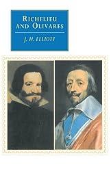 Richelieu and Olivares (Canto original series)