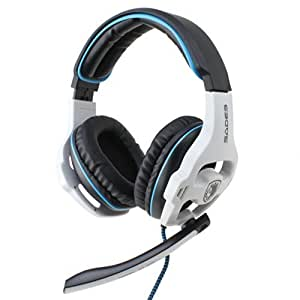 Sades SA-903 7.1 Surround Sound Effect USB Gaming Headset Headphone with Mic, Optimized Ear Pad