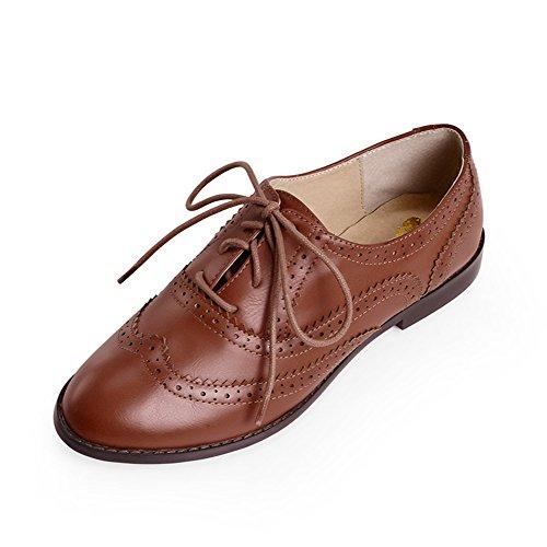printemps-été fashion chaussures Oxford/ vent des chaussures plates de l'Angleterre A