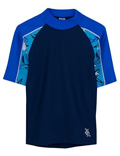 Jungen Breaker UV-Shirt, Laguna, 11-12 Jahre (Laguna Langarm)