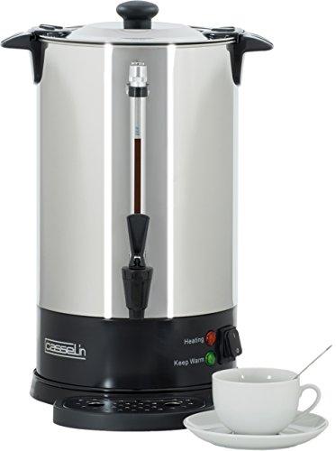 CASSELIN CPC60S Percolateur à Café, INOX