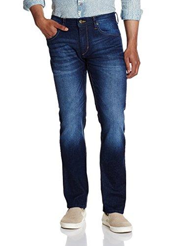 Lee Men's Roger03-b Slim Fit Jeans